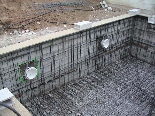 Trabajos archivos piscinas el melenas for Construccion de piscinas de concreto